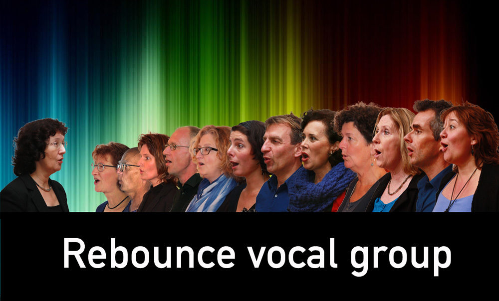 Rebounce vocal group